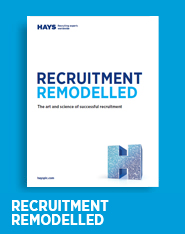 Recrutiment Remodelled - Find & Engage